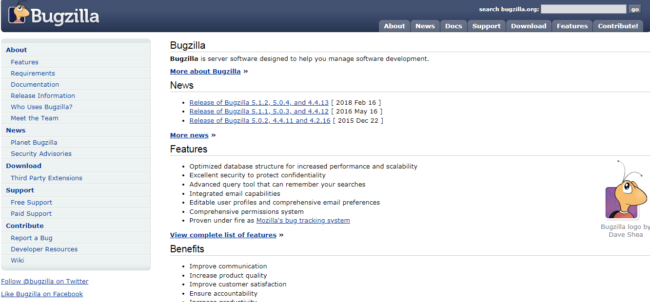 Bugzilla-e1519967414683Top 13 free Jira alternatives for 2019 for agile project management