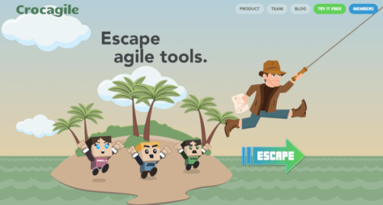 Crocagile-Be-More-Agile-e1518019430903Top 13 free Jira alternatives for 2019 for agile project management
