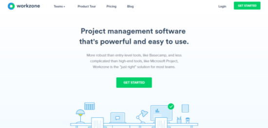 Online-Project-Management-Software-Workzone-e1540619095945Top 13 free Jira alternatives for 2019 for agile project management