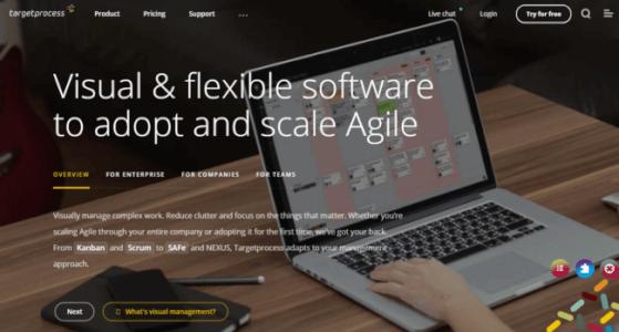 Targetprocess-jira-alternative-e1518019007930Top 13 free Jira alternatives for 2019 for agile project management
