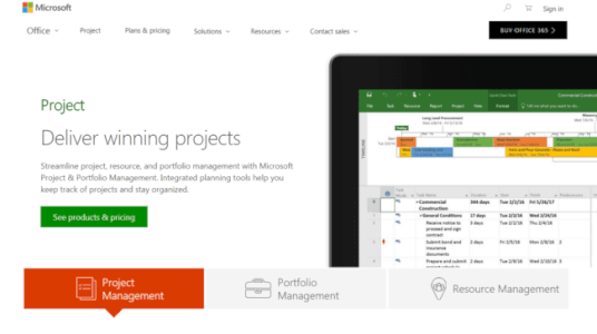 Project-Management-Software-Microsoft-Project-e1522477603906Top 15+ Yammer Alternatives of 2019