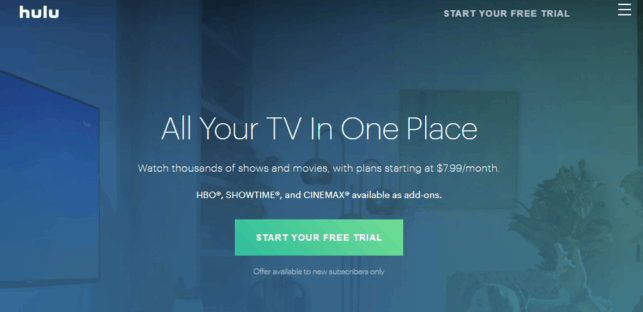 Stream-TV-and-Movies-Live-and-Online-Hulu-e1534671376218SolarMovie Alternatives and sites like SolarMovie 2019 : For free movies and TV shows