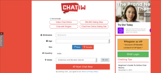 2020 Chatiw Alternatives 20 Free Chat Rooms