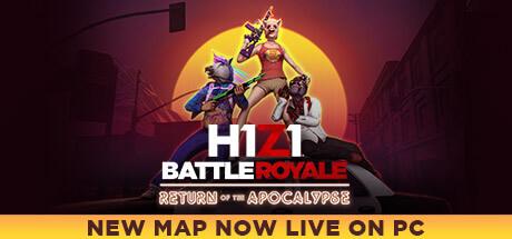 H1Z18 Free Games like PlayerUnknown's Battlegrounds (PUBG)