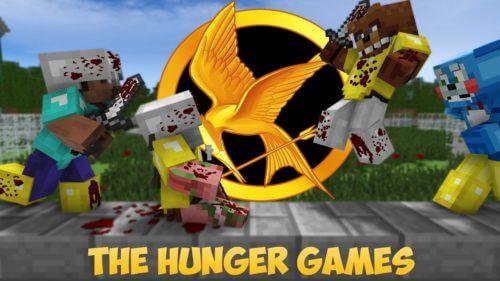 Minecraft-Hunger Games