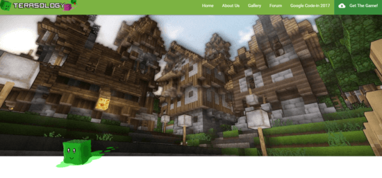Terasology - games like minecraft with better graphics