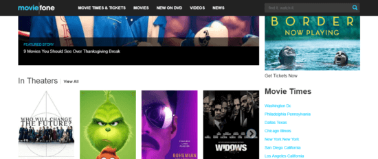 Moviefone-e154247333367810 putlocker alternatives that you may not know in 2019
