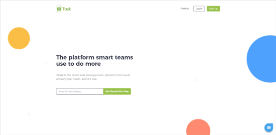 nTask-website-e1543596523466Top 13 free Jira alternatives for 2019 for agile project management