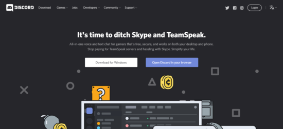 10 Best Discord alternatives to try in 2019