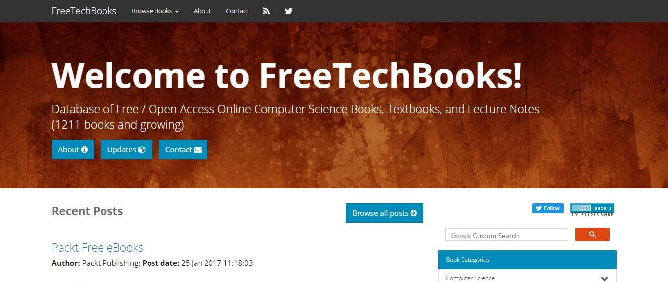 Freetechbooks