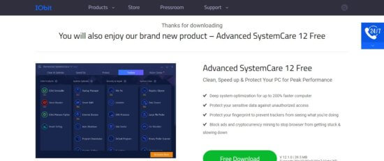 IObit-Advanced-SystemCare-e1547377069689Best 20 Ccleaner alternatives to try in 2019