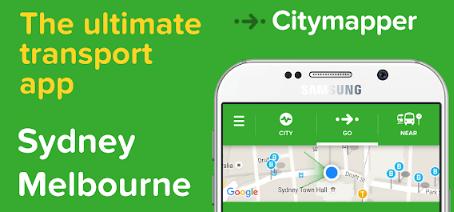 Citymapper – Transit Navigation