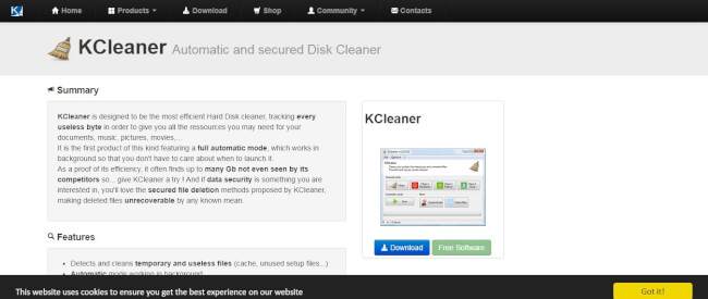 KC-SoftwaresBest 20 Ccleaner alternatives to try in 2019