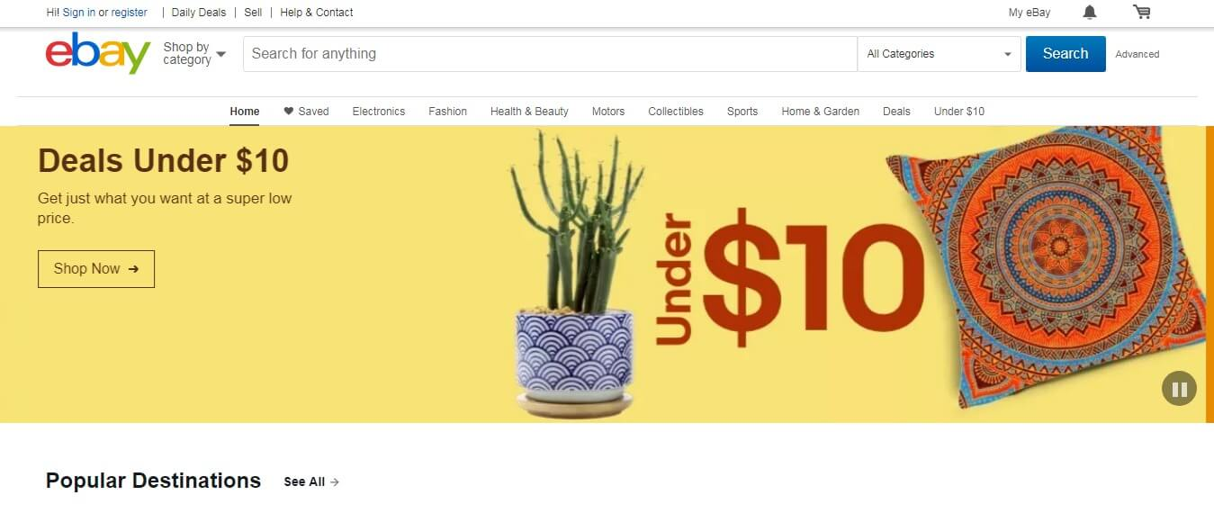 ebay - Best alternative sites like gumtree