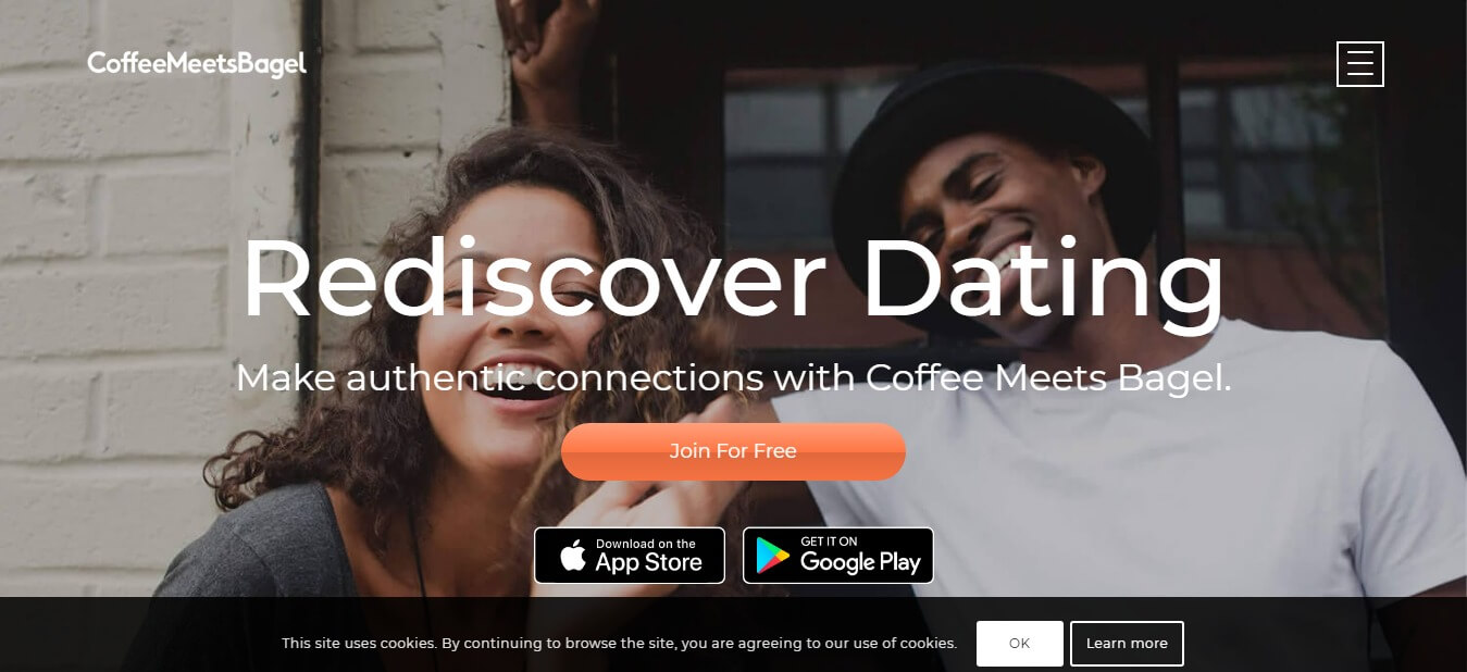 Coffee Meets Bagel, best apps like tinder