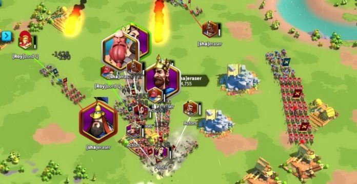 Rise of civilizations - Clash of Clans like games for android