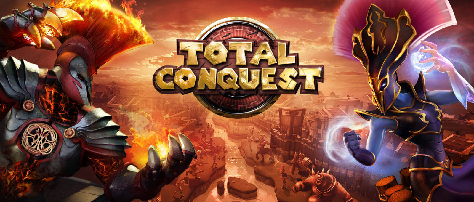 Total conquest - Games like Clash of Clans