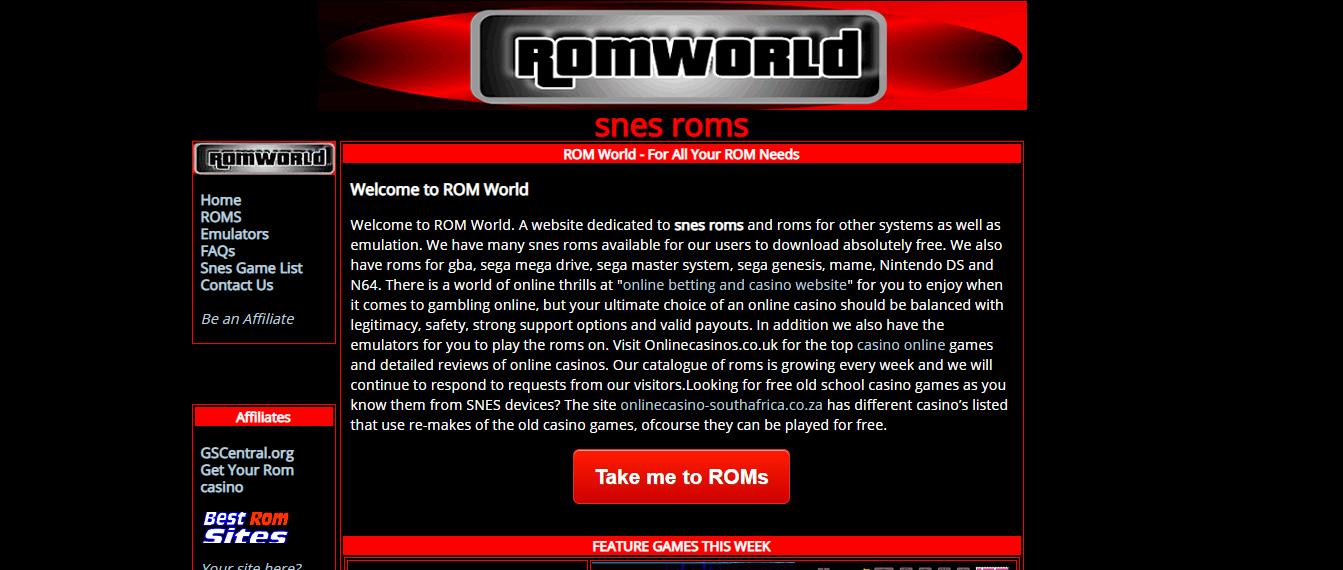 RomWorldOnline