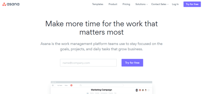 asana alternatives, best tools like asana