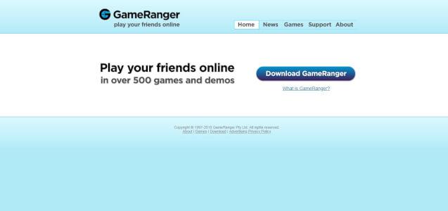 GameRanger- Hamachi Alternatives for Virtual LAN
