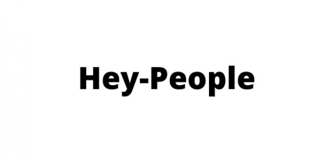 Hey-People