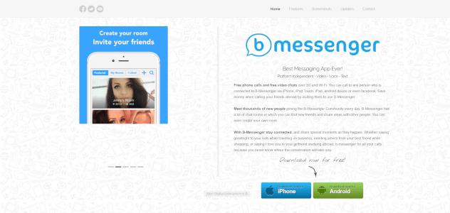 B-Messenger