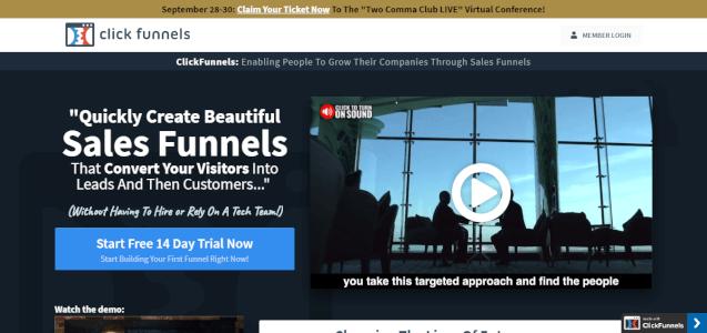 10 Best Clickfunnels Alternatives 2021