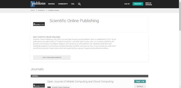 Scientific Online